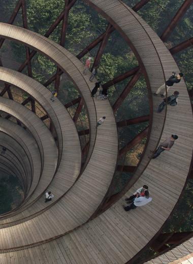 Лестница в небо: туристическая тропа по-датски