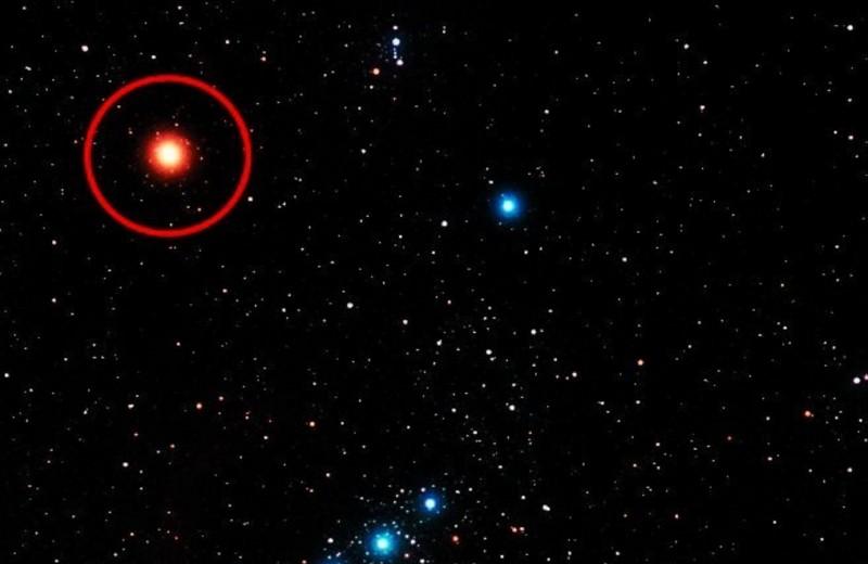 Неспокойная звезда: когда взорвется Бетельгейзе
