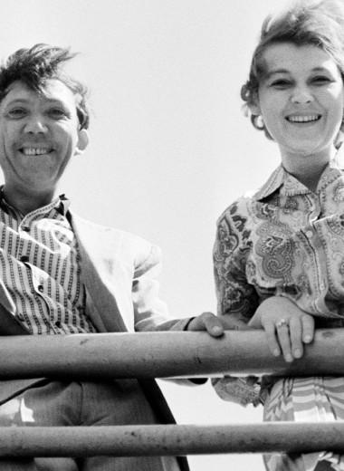 Встретились в цирке и не расставались: история любви Юрия и Татьяны Никулиных