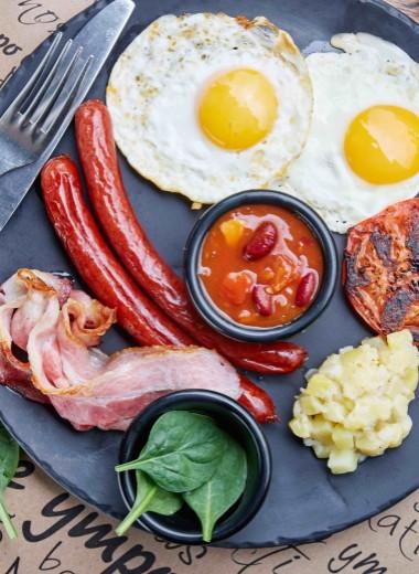 6 рецептов вкуснейших завтраков от шеф-повара Cook'kareku