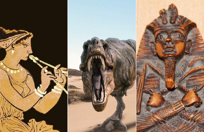 Семь очень древних звуков, которые удалось воссоздать ученым