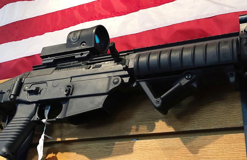 Почему американцы так любят оружие