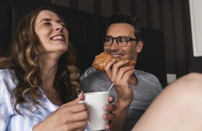Почему мы набираем вес в отношениях: истории четырех женщин