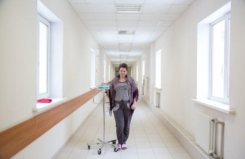 Рожденная спасать: поможем Марине выздороветь