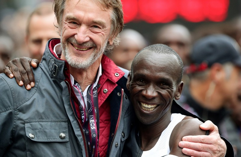 $19 млн за двухчасовую пробежку: как британский миллиардер сделал возможным новый рекорд в марафоне