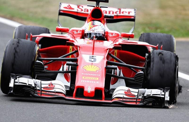 «Формула-1»: как поменять шины за 2 секунды