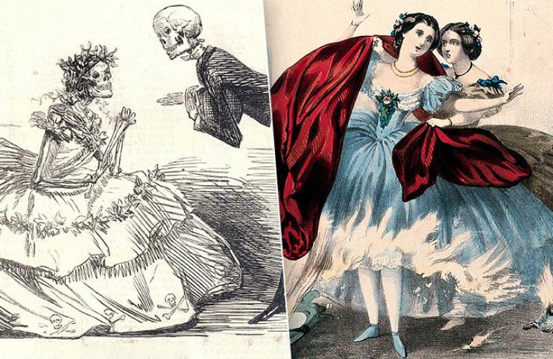 Убийственная мода: 5 вещей, которые несли владельцам смерть