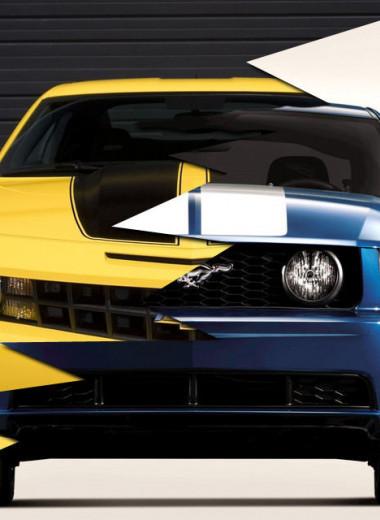 Mustang против Camaro: шесть раундов за титул лучшего пони-кара в истории