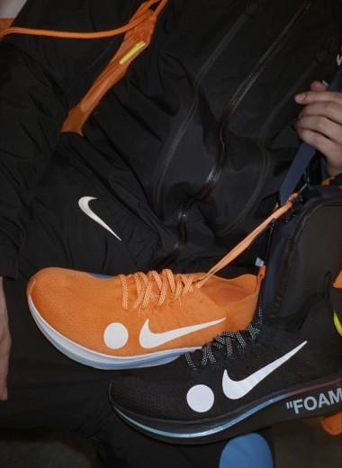 Посмотрите на футбольную коллекцию Nike x Off-White
