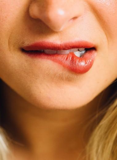 Заеды на губах: почему они возникают икакот них избавиться