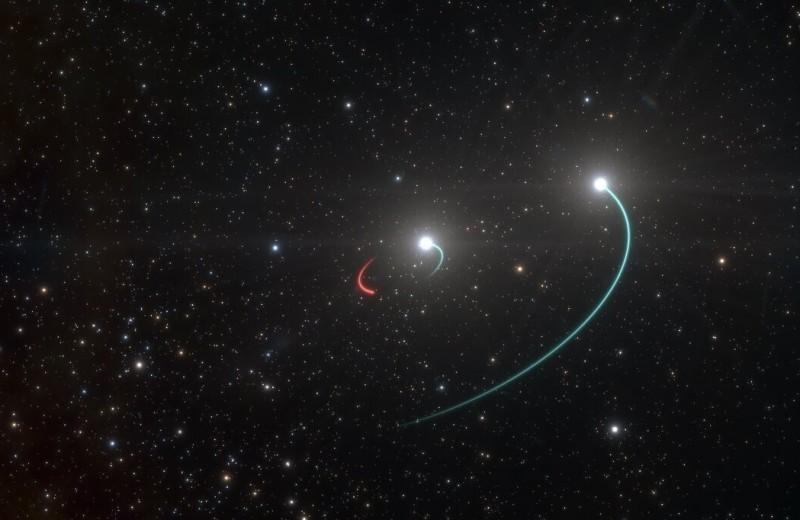 Тайна космической невидимки: найдена ближайшая к Земле черная дыра