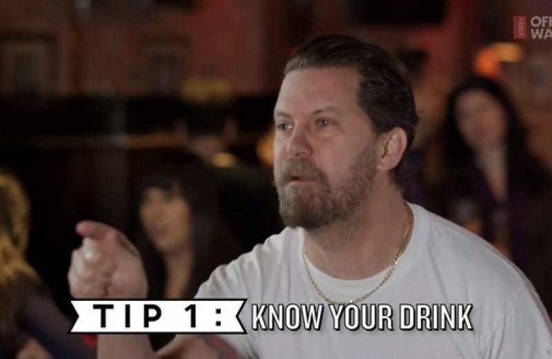 10 незыблемых правил мужского поведения в баре