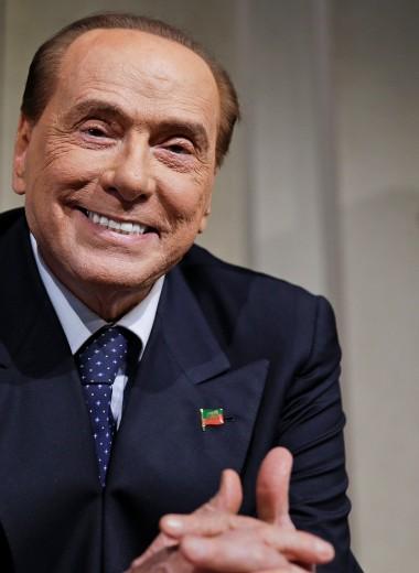 Миллиардер-обольститель. История успеха Сильвио Берлускони
