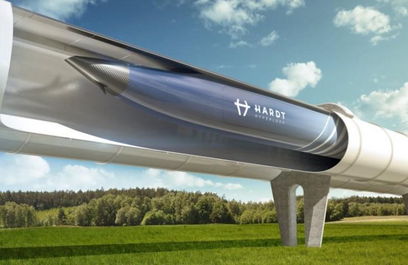 Гиперпетлю между Амстердамом и Парижем построят к 2028 году