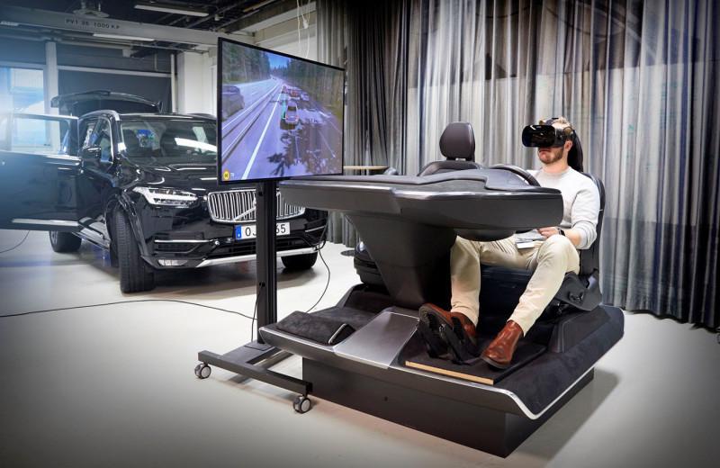 Volvo использует игровые технологии для разработки еще более безопасных автомобилей. Вот несколько примеров