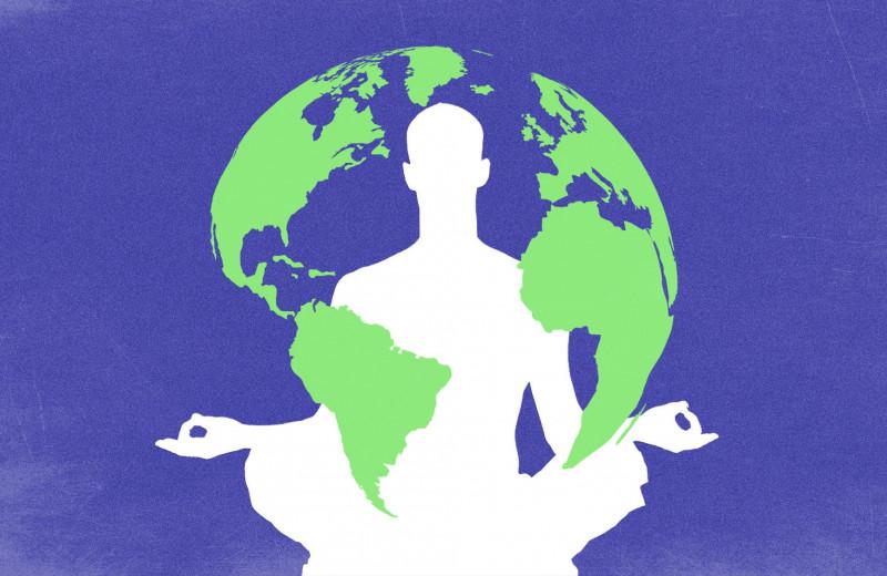 Как медитация поможет спасти мир, а не только вас
