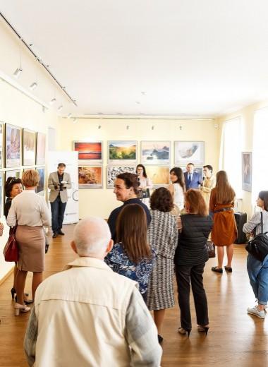 Фотовыставка «Дикая природа России» открылась в Кемерове