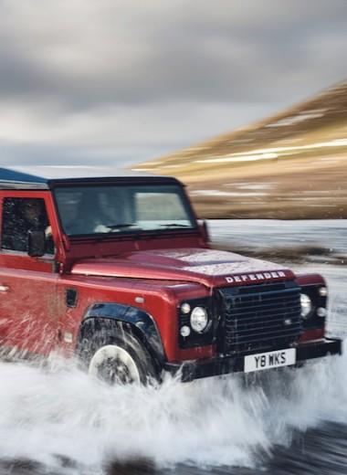 10 лет Jaguar Land Rover: как индусы спасли автомобильное наследие Британии