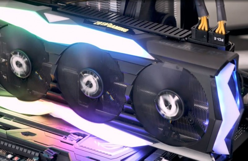 Тест видеокарты Zotac Gaming GeForce RTX 2080 SUPER AMP Extreme