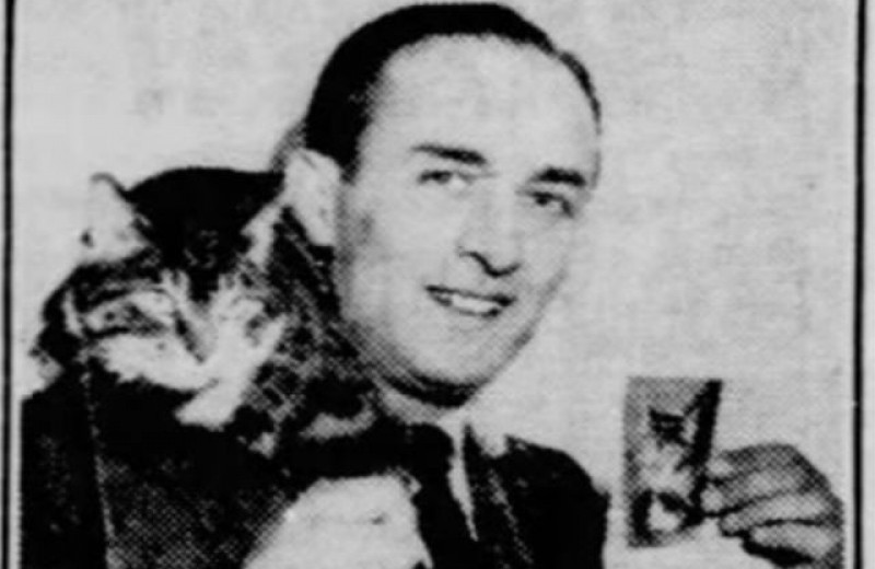 Авантюрная история кота, бежавшего от нацистов в Нью-Йорк во время войны