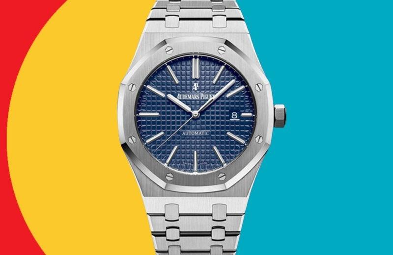 Почему все носят часы Audemars Piguet Royal Oak?