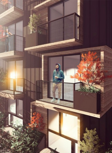 Коммуна в большом городе: первый инклюзивный коливинг открылся в Лос-Анджелесе