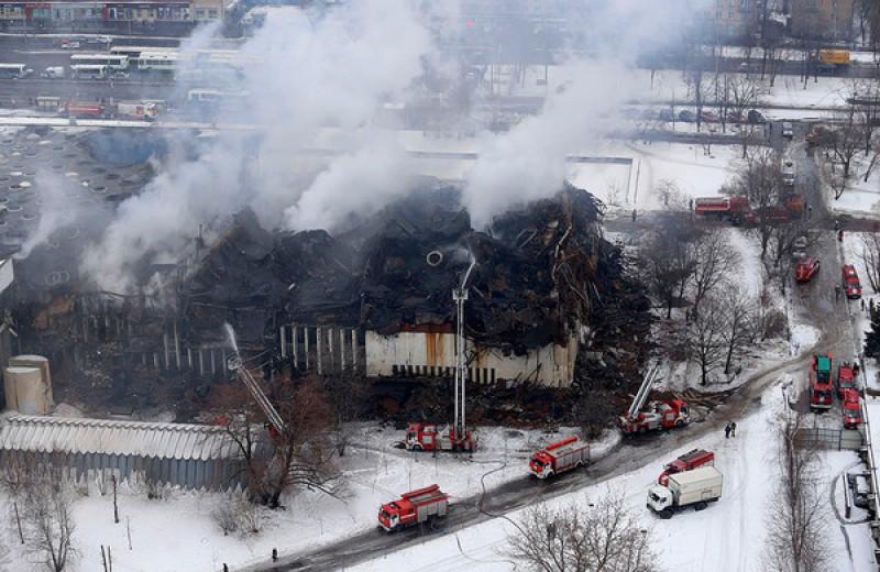 Горит и показывает: 11 примеров грандиозных пожаров