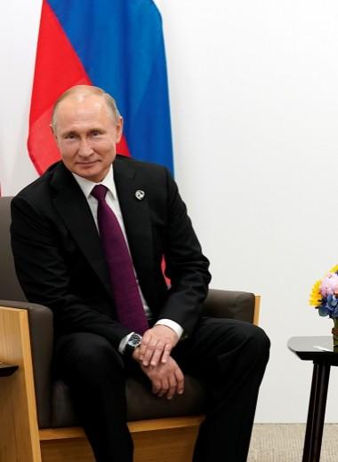 «Не о чем говорить»: каковы итоги первых за год переговоров Путина и Трампа