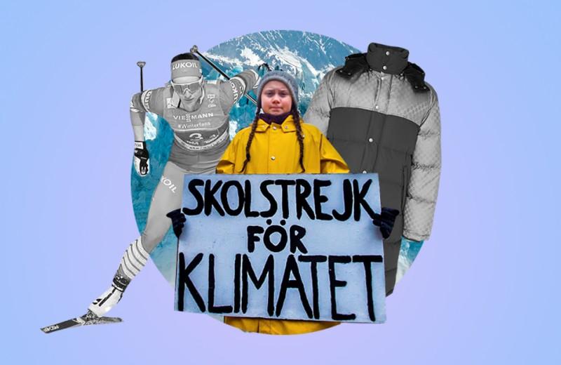Лыжи и шубы: какой бизнес растопила аномально теплая зима