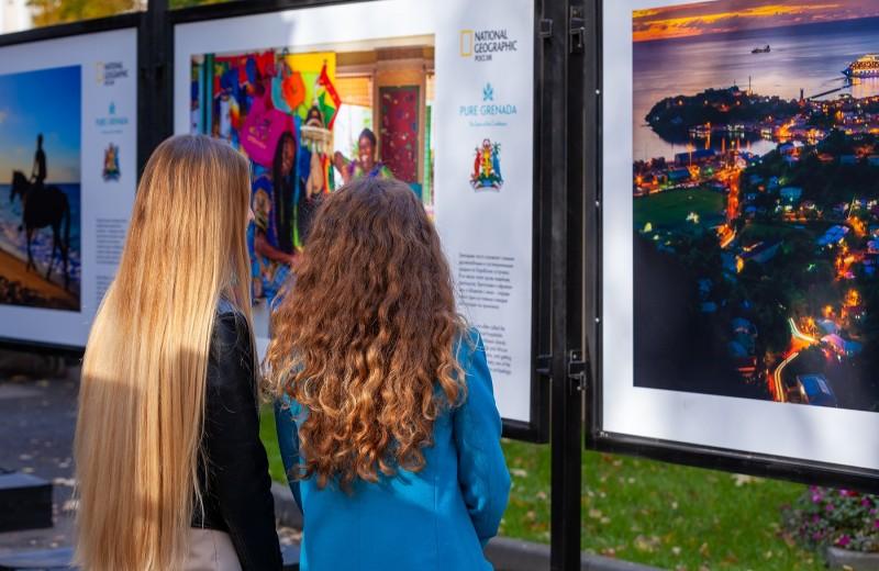 В Москве открылась фотовыставка «Гренада – остров специй»