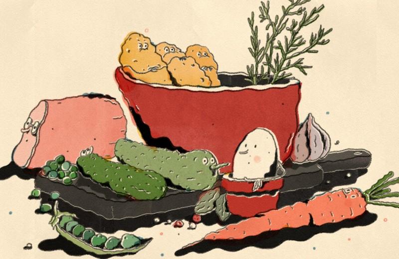 Как правильно готовить оливье: 5 лучших рецептов