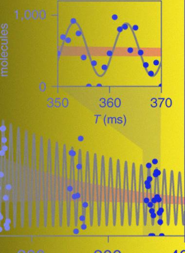 Физики увеличили время когерентности в ультрахолодных молекулах