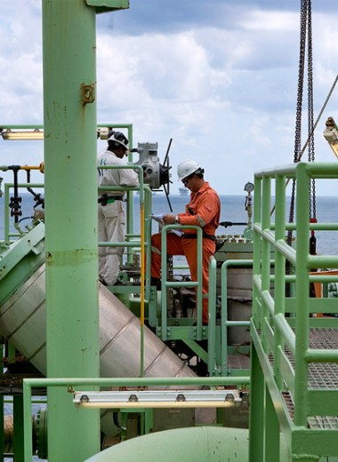Крах на бумаге: почему не было нефти по минус $37