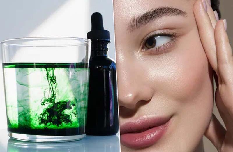 Новый TikTok-тренд: жидкий хлорофилл для очищения кожи — мнение экспертов