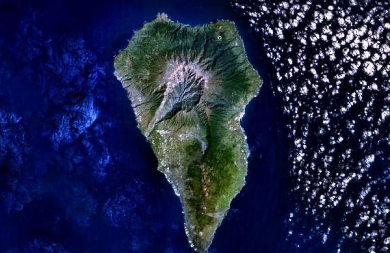 На канарском острове Ла-Пальма нашли признаки активизации вулканизма