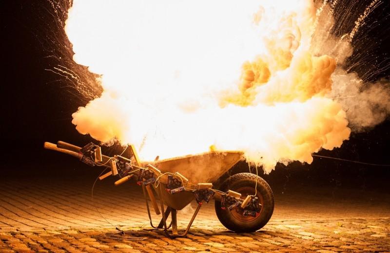 История в тротиловом эквиваленте: эволюция взрывчатки