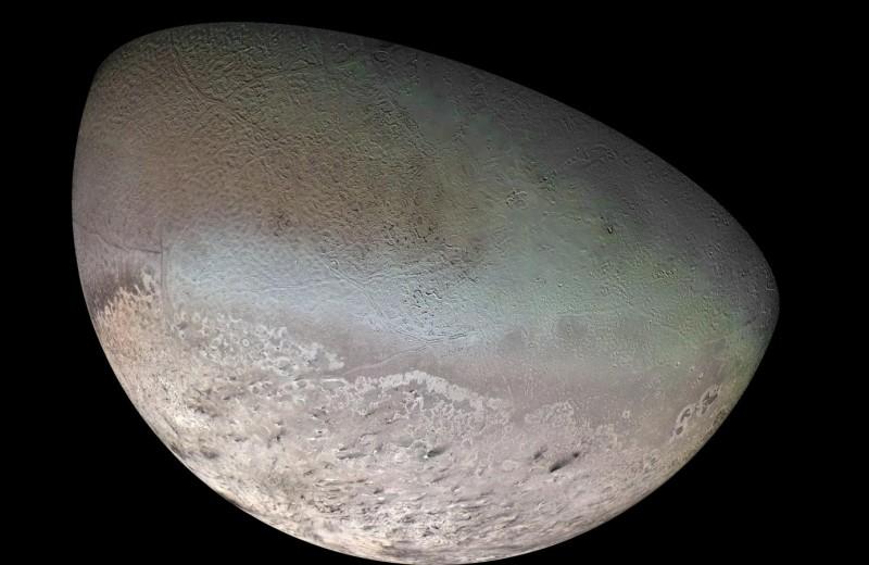 NASA планирует миссию на крупнейший спутник Нептуна