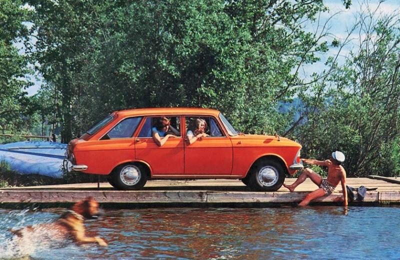 Первый советский хэтчбек— история «Иж-Комби»