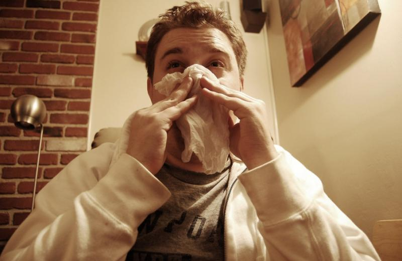 В Иркутске синтезировали вещество, защищающее от вируса гриппа