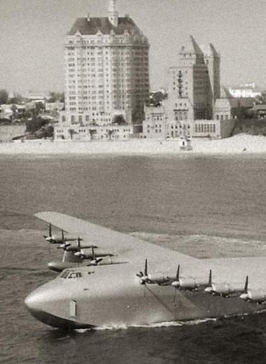 26 секунд, которые потрясли мир: история самого большого самолета-амфибии