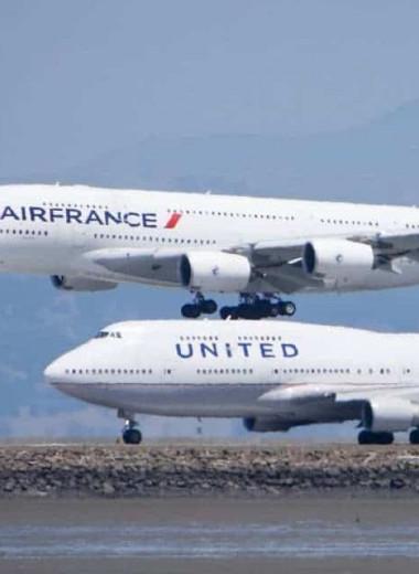 7 способов отличить Airbus и Boeing