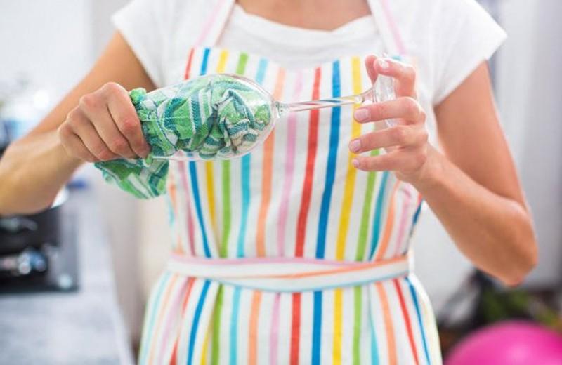 Как мыть посуду: 8 распространенных ошибок