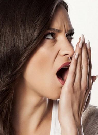 Умри все живое: 10 тайных причин неприятного запаха изо рта