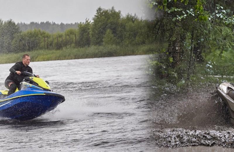 Пять новых циклов: встречаем новинки Yamaha для воды и грязи