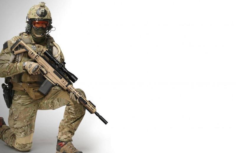 Что заменит СВД: самозарядный карабин СК-16