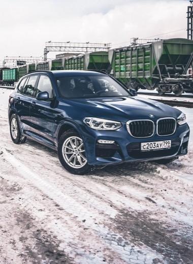 Баварская порода: тест BMW X3 20d