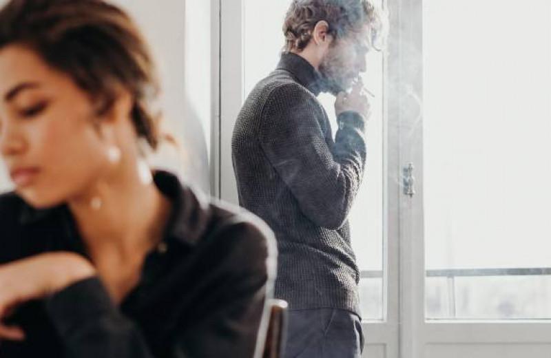 Пассивное курение вреднее обычного?