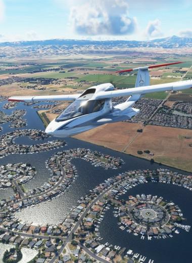 Microsoft Flight Simulator – сенсационная игра, ничего похожего на которую нет
