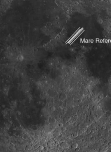 Обсерватория SOFIA нашла молекулы воды в лунном кратере