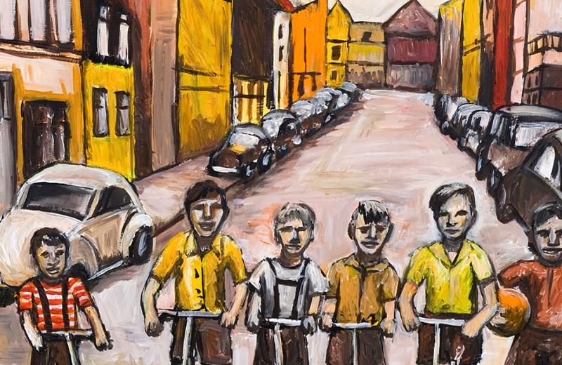 Михаил Блинкин:Транспортное самообучение нации. Почему дворы нужно закрыть от автомобилей